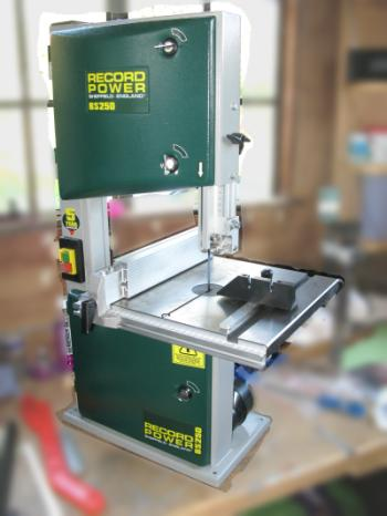 Record BS250 Bandsaw