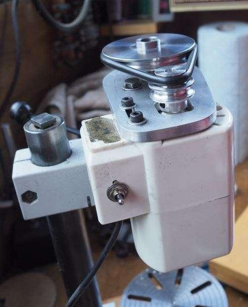 unimat 3 sewing machine motor