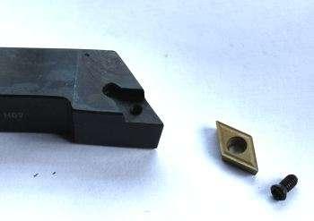 tungsten carbide lathe bit