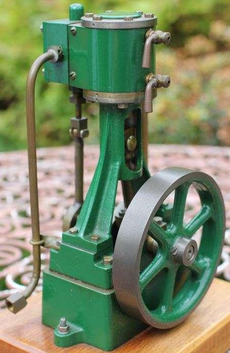 Stuart 10V model engine