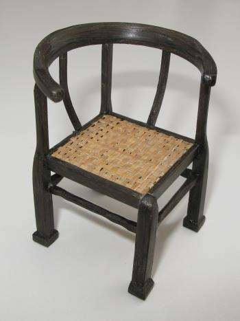Bog Oak Chair