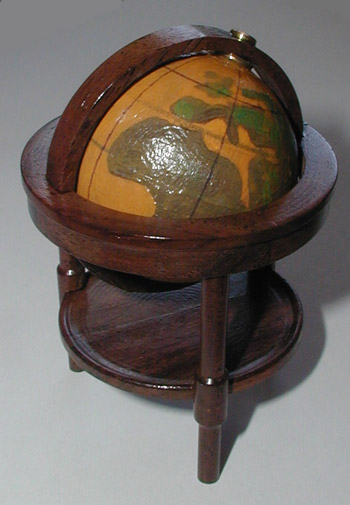 """<br><a href=""""http://www.glue-it.com/gallery/dollshouse/112th-scale-globe/"""">1/12th Scale Globe</a> - The legs are 4mm diameter and 48mm long"""