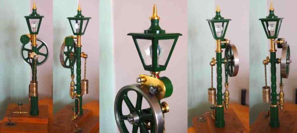 lamppost engine