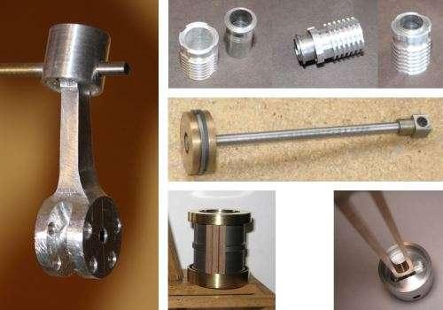 different types of piston