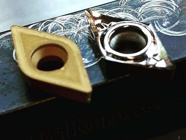 cast iron and aluminium tct bits