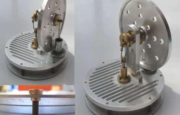 Low Temperature Stirling Engine – glue-it com
