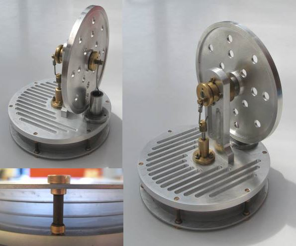 """<br>The <a href=""""https://www.glue-it.com/wp/gallery/engines/low-temperature-stirling-engine/"""">low temperature stirling engine</a> - you have to make one of these, but be prepared as not the easiest to get running."""