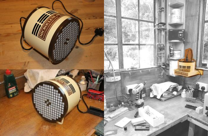 microclene dust filtration
