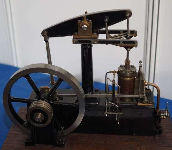 stuart beam engine