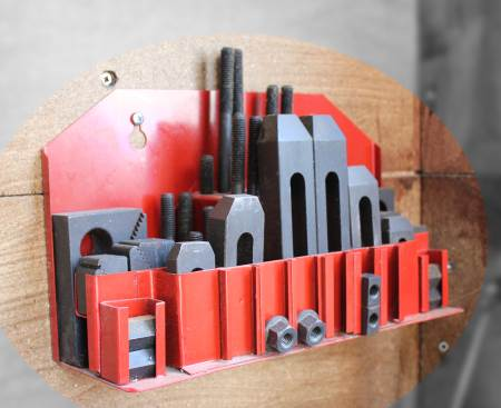 milling clamping kit