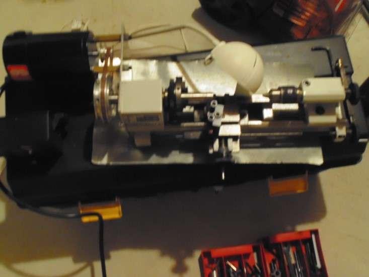 sherline motor for the unimat 3