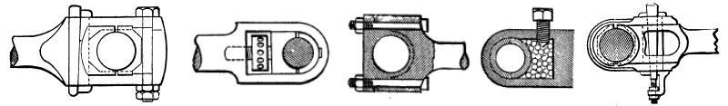 conrod end bearing designs