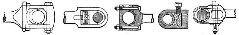 conrod end bearing designs
