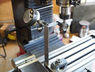 squaring up a milling machine