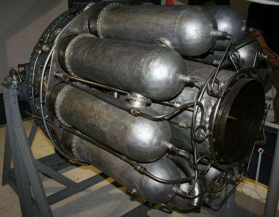power jets gas turbine