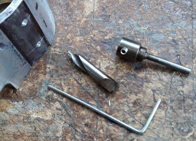 countersinking tool