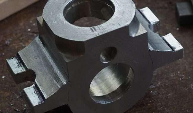 crankcase and brackets