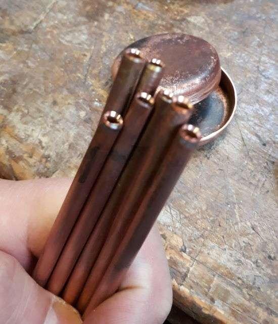 7 off boiler tubes