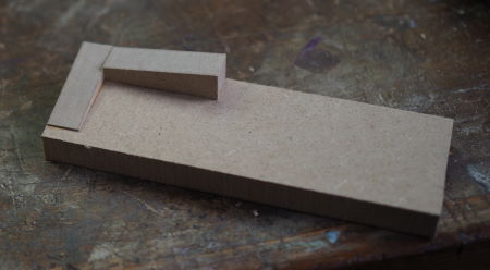 jig for staircase