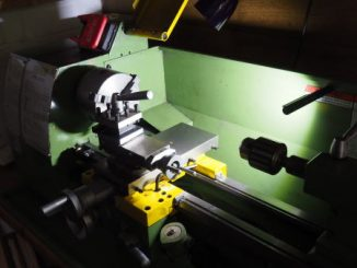 nebo light on warco lathe