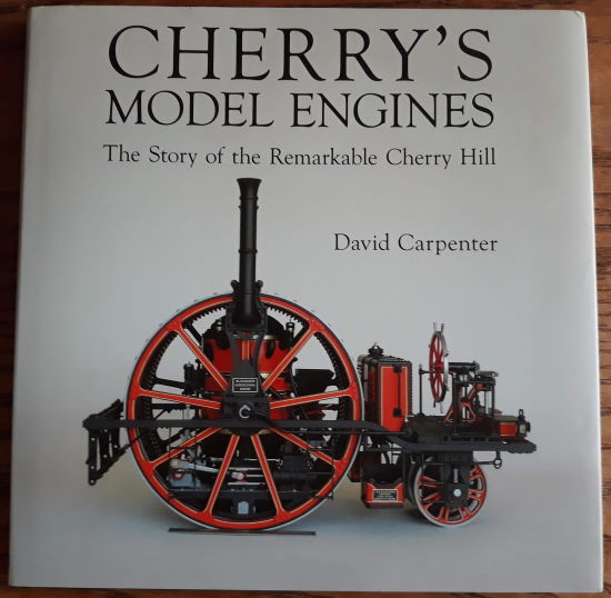 Cherry Hill's model engines a book by David Carpenter