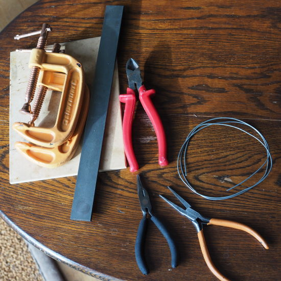 tools for debossing a book cover