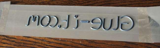 glue-it.com debossing letters