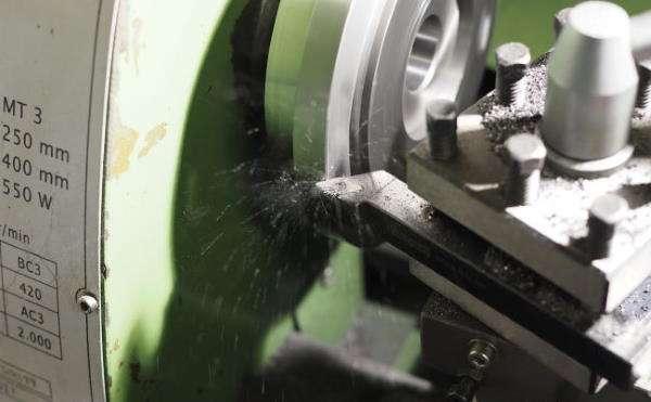 cast iron dust