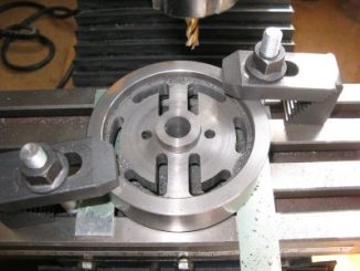 machining straight lines