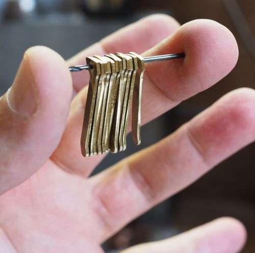 set of 12 spokes
