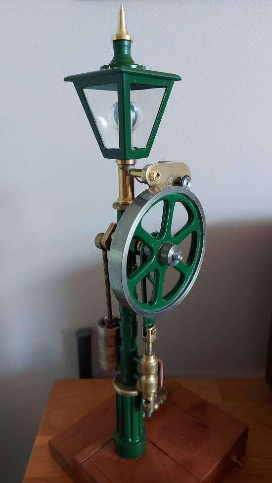 Lamp Post Engine