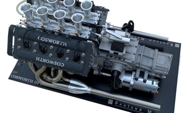 Bouland Motors 1/3rd scale cosworth DFV