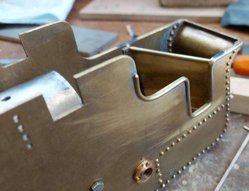 tender bulkhead