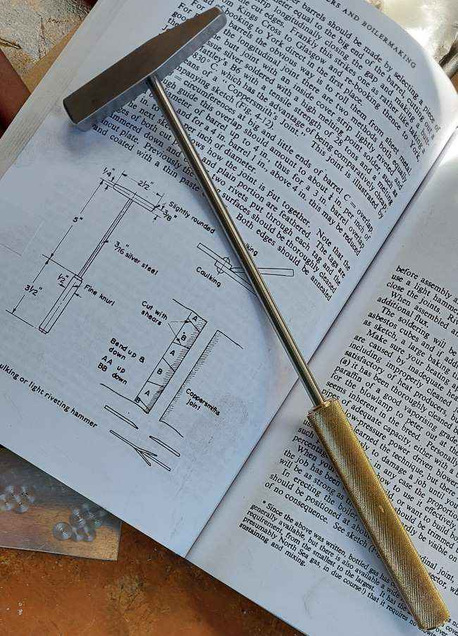 Harris book hammer