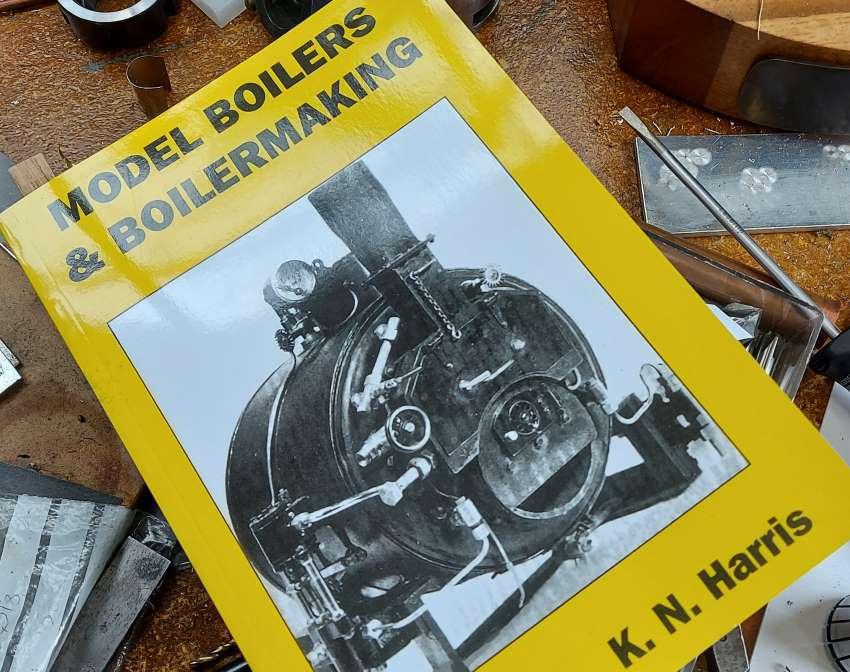 boiler making - K N Harris
