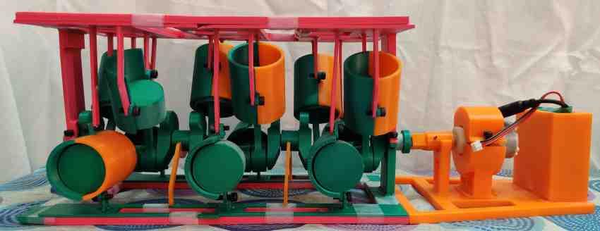 k-type engine rapid prototype