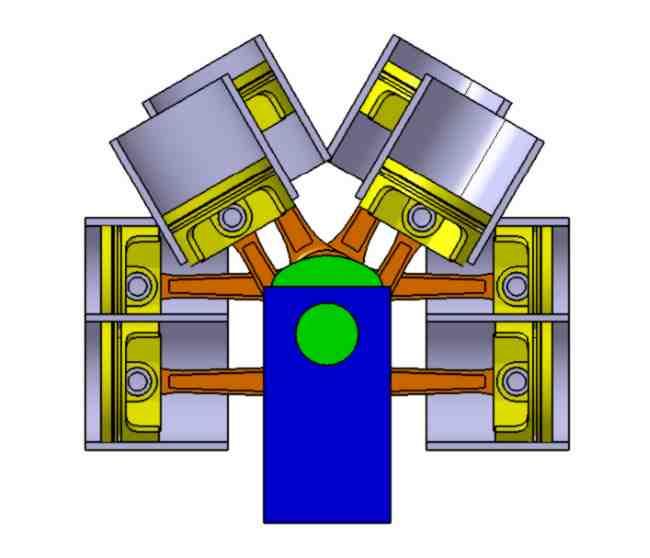 k-type engine