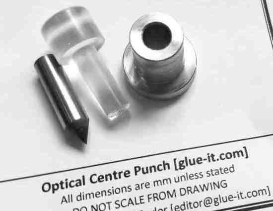 optical centre punch plans