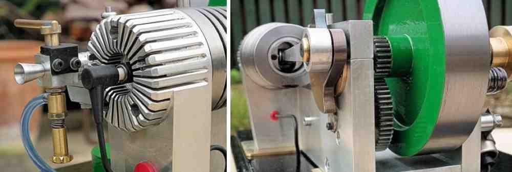 Dick Barnes build of a Webster design engine