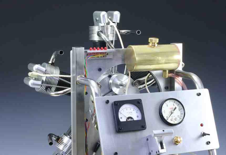 kinner 5 cylinder radial