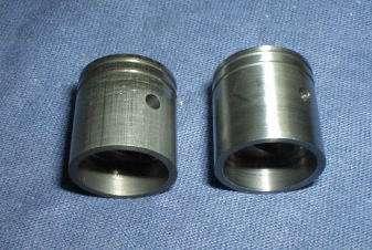 silver angel pistons