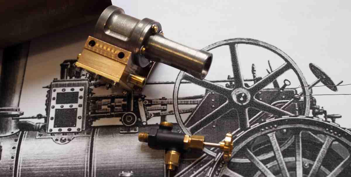 Burrell steam valve
