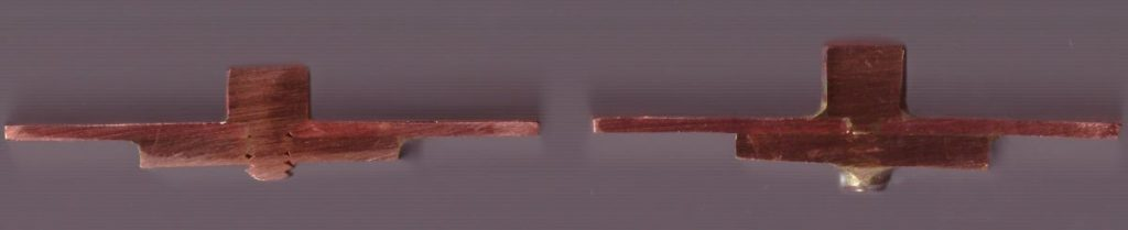 section silver solder test