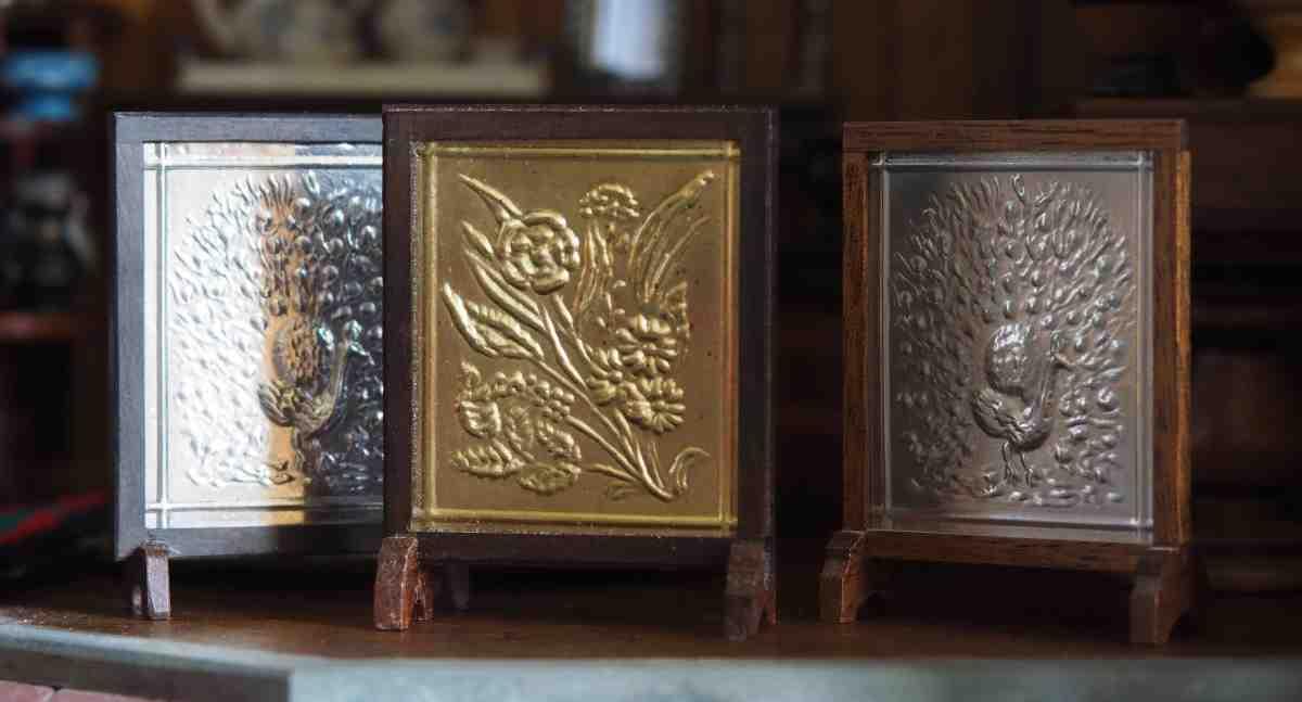 miniature fire screens