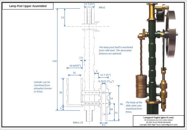 lamppost engine plans