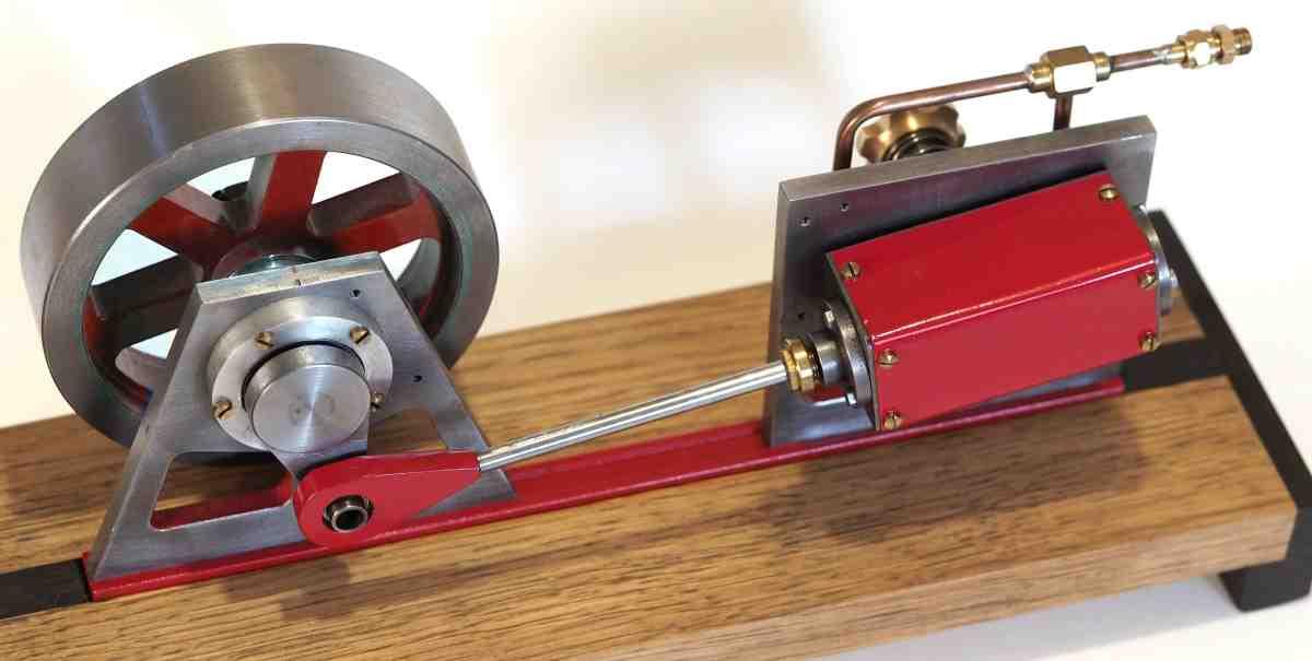Oscillating Engine
